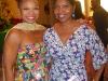 Radio Personality Carol Blackmon & Sonya
