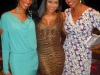 Latreica, Lisa Wu Hartwell (Real Housewives of Atlanta) & Sonya