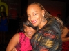 Susan Taylor and her granddaughter