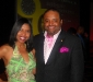 Sonya and Journalist Roland S. Martin