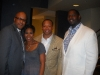 Lance Robertson, Actress Terri Vaughn, Jamal Anderson and Bob Whitfield