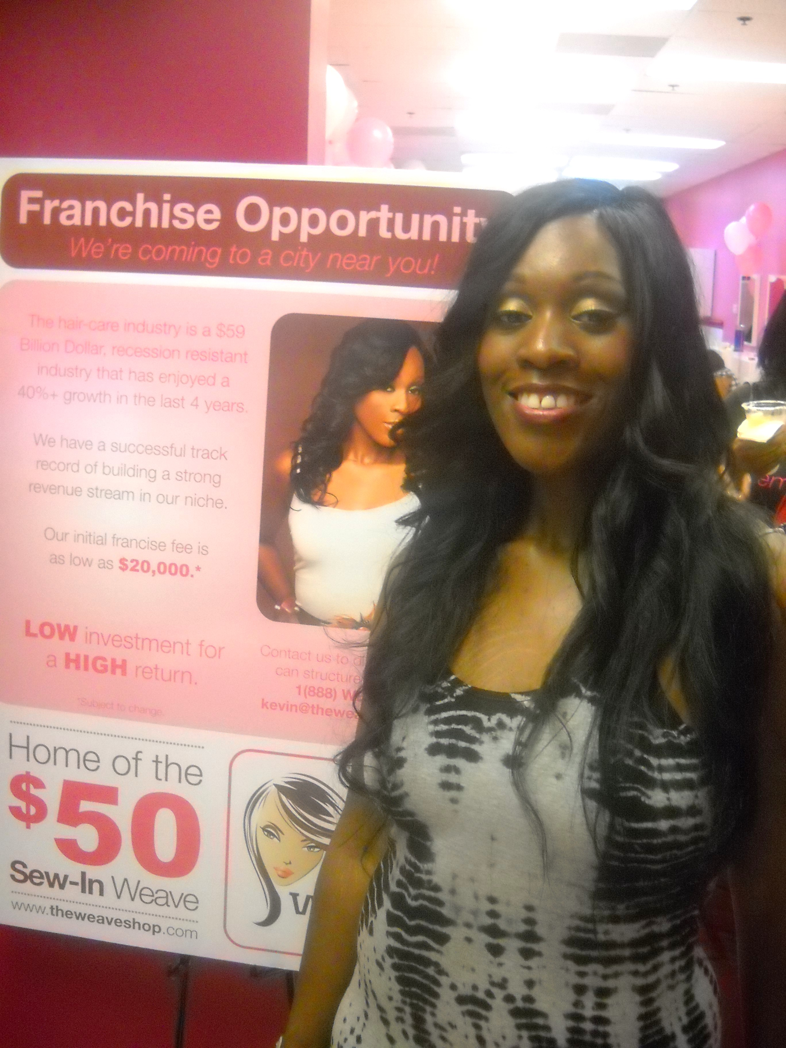 The Weave Shop Opening Lawrenceville Ga