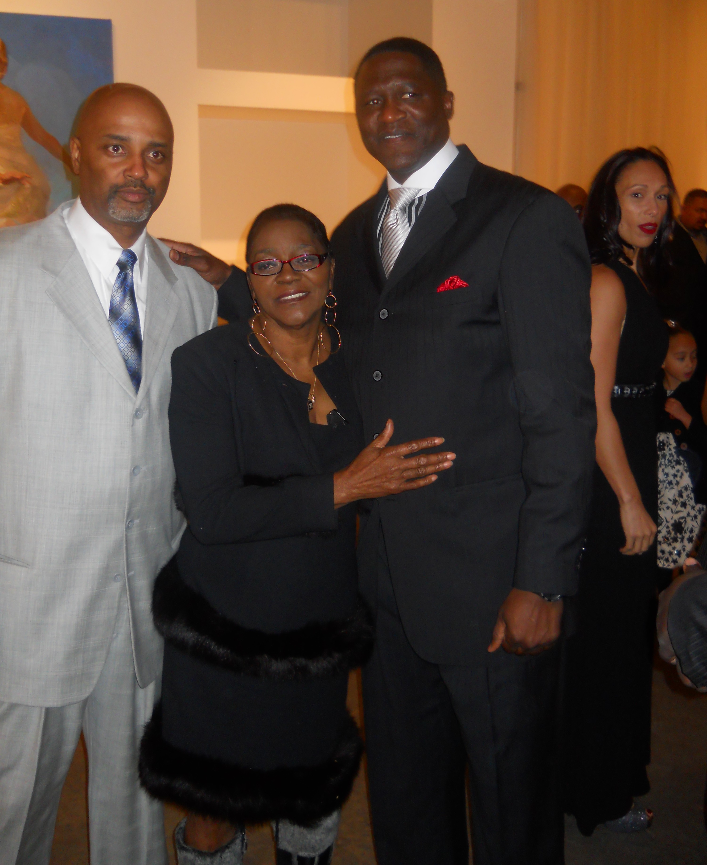 Former NBA Icon Dominique Wilkins Hosts LEGENDARY AWARDS