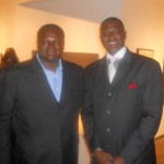 John and Dominique Wilkins