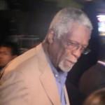 Bill Russell - Kareem Abdul-Jabbar Film Premiere - L.A.