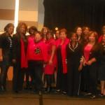 The Black Women Film Network Board.