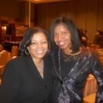 Chip Fields (Trailblazer Award) with Sonya.