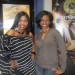 Sonya with Kim Ford of Kim is JubileeMag.com.