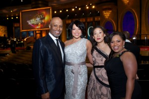 James Pickens Jr., Sara Ramirez, Sandra Oh, Chandra Wilson
