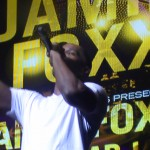Jamie Foxx hosts concert - NBA ALL-STAR WEEKEND - L.A.