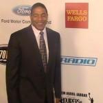 Norm Nixon - Kareem Abdul-Jabbar Film Premiere - L.A.