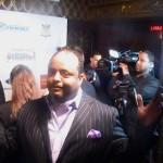 Roland S. Martin - Kareem Abdul-Jabbar Film Premiere - L.A.