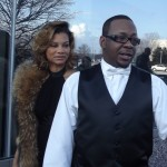 Mr. and Mrs. Bobby Brown