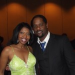 Sonya Jenkins, Blair Underwood