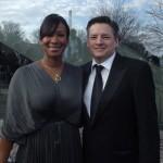 US Ambassador Nicole Avant and husband