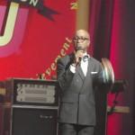 Comedian Jonathan Slocumb