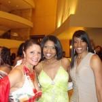 Penny, Sonya, Andrea