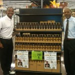 Joe Horn and Greg Tolver - Business Partner.