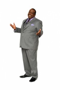 "Cedric 'The Entertainer' as Reverend Boyce ""The Voice""' Ballentine in TV Land's new original sitcom, ""The Soul Man"""