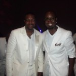 Comedians Chris Tucker and Jonathan Slocumb