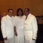 Dr. Joseph Ripley,  Dr. Marjanita Ripley, Dr. Bobby Jones