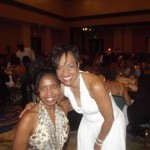 Sonya Jenkins and Judge Glenda Hatchett