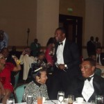 Chris Tucker entertains at Xernona's Birthday Gala