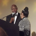 The Rev. Dr. Raphael Gamaliel Warnock and Xernona Clayton