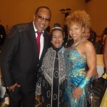 Dr. Bobby Jones, Xernona Clayton, Donna Richardson Joyner