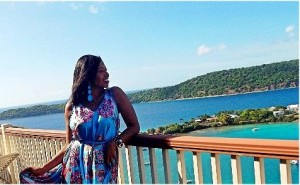 "Sonya Jenkins ""Visualizing"" in St. Thomas, Virgin Islands"