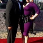 KeKe Wyatt with husband Micheal Ford