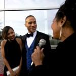 Sonya Jenkins interviews DeVon Franklin and Megan Good