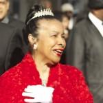 Xernona Clayton on the Red Carpet