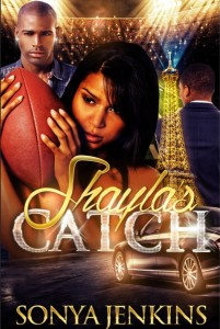 Shayla's Catch - Author Sonya Jenkins