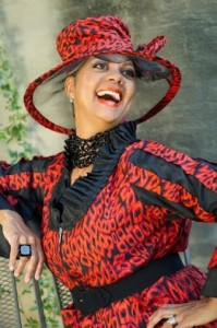 Vernell Washington - Global Representative for Grace Mark Hats and CEO of Grand Diva Enterprises
