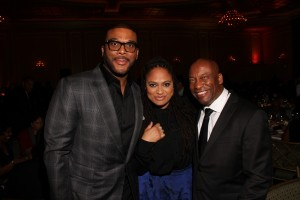 Tyler Perry, Ava DuVernay, and John Singleton