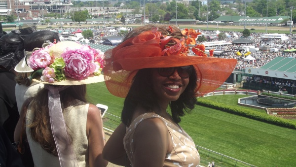 141st Kentucky Derby – All About the Hats b9281559c595