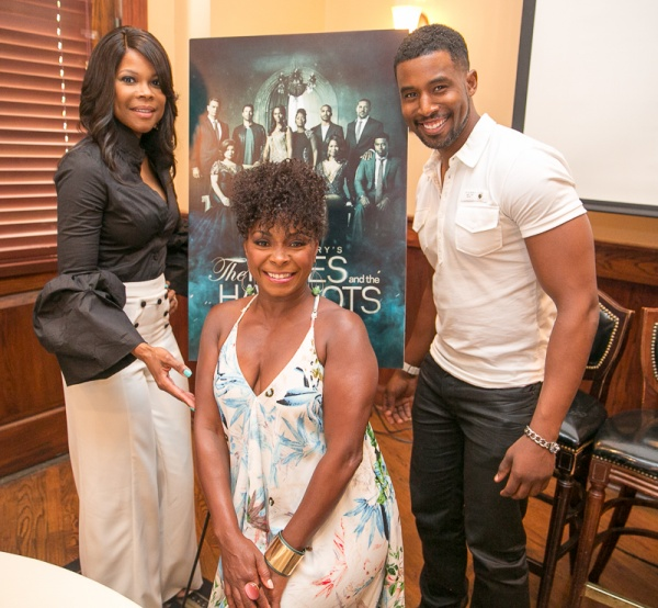 Angela Robinson,Crystal Fox,Gavin Houston
