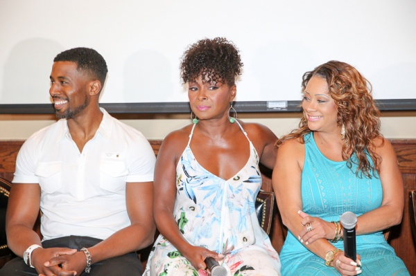 Gavin Houston-Crystal Fox-Patrice Lovely