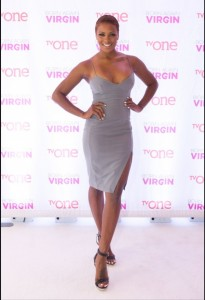 Eva Marcille plays Tara.