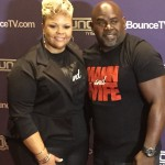 Bounce TV stars David and Tamela Mann
