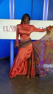 Former Ebony Fashion Fair Model Princess Filmz
