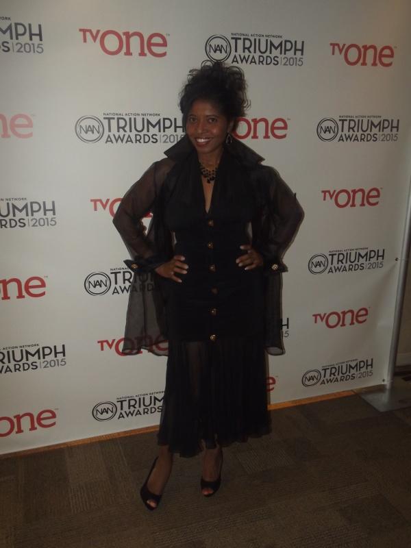 Sonya Jenkins - Publisher of Sonya's Spotlight