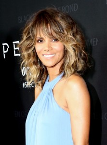 Honoree Halle Berry attends the Black Women of Bond Tribute at the California African American Museum