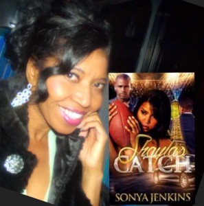 Author Sonya Jenkins