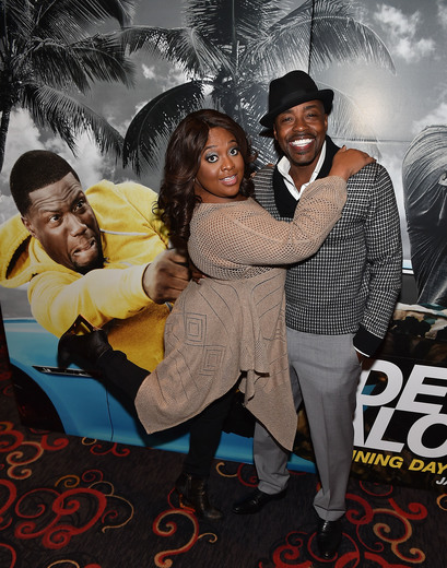 Actress Sherri Shepherd and producer Will Packer