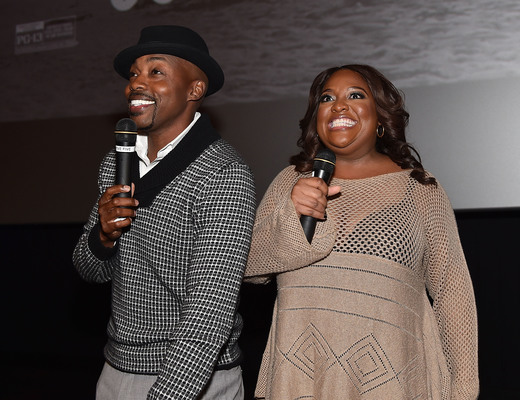 Will Packer and Sherri Shepherd
