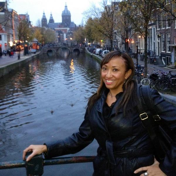 Kimberley Kindall - Amsterdam