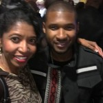 Sonya and Usher