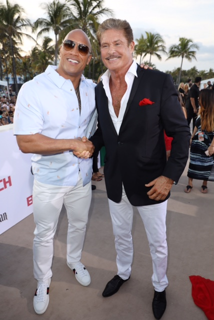 "World Premiere of ""Baywatch"""
